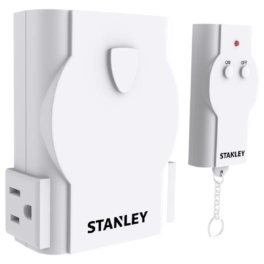 REMOTE CONTROL TWIN - Stanley Electrical Accessories