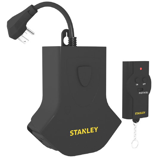 STANLEY REMOTE CONTROL POWER HUB - Stanley Electrical Accessories