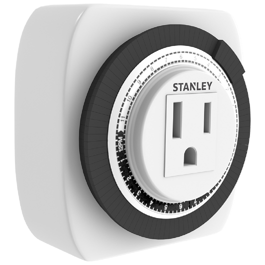 STANLEY TIME IT - Stanley Electrical Accessories