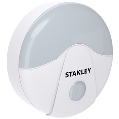STANLEY MOTION-ACTIVATED SENSOR LIGHT - 6-LED