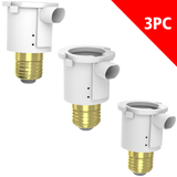 PHOTOCELL CANDLEBRA ADAPTER 3-PACK - Stanley Electrical Accessories
