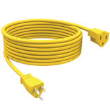 STANLEY POWER CORD (YELLOW) - Stanley Electrical Accessories
