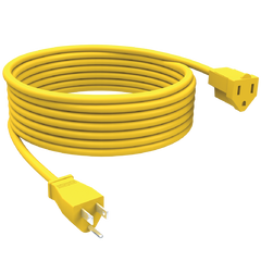 STANLEY POWER CORD (YELLOW)