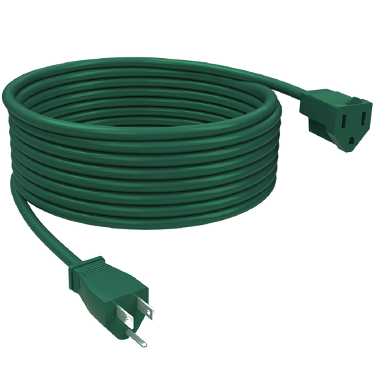 POWER CORD (GREEN) - Stanley Electrical Accessories