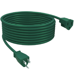 POWER CORD (GREEN)