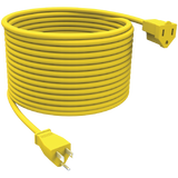 POWER CORD (YELLOW) - Stanley Electrical Accessories