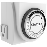 TIME IT INDOOR TWIN - Stanley Electrical Accessories