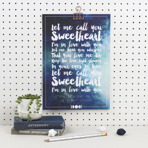 Personalised Art Prints