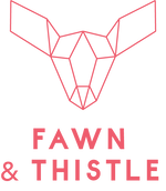 Fawn and Thistle