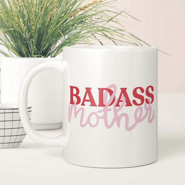Badass Mother Mug - Fawn and Thistle