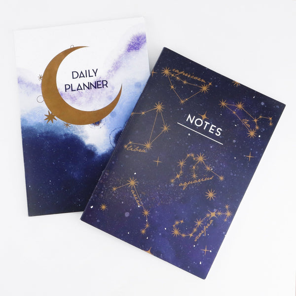 Celestial Constellation Notebook - Fawn and Thistle
