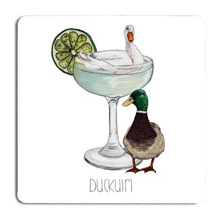Duckuiri Drinks Coaster - Fawn and Thistle