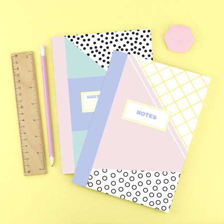 Memphis Stationery Set - Fawn and Thistle