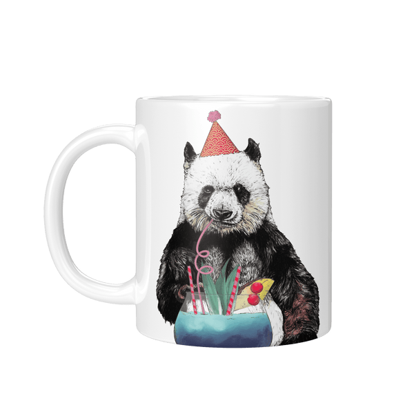 Party Panda Mug - Fawn and Thistle