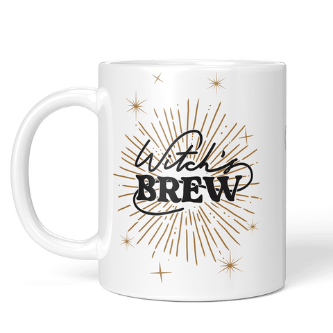 Witch's Brew Coffee Mug - Fawn and Thistle