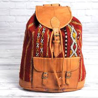 Moroccan Back Pack Amor