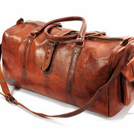 Travel Leather Bag Elmundo