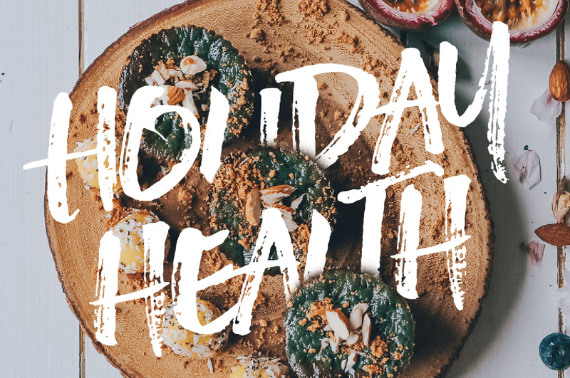 Holiday Health: The Food and Drink Edit