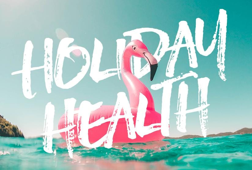 Holiday Health: Staying Active