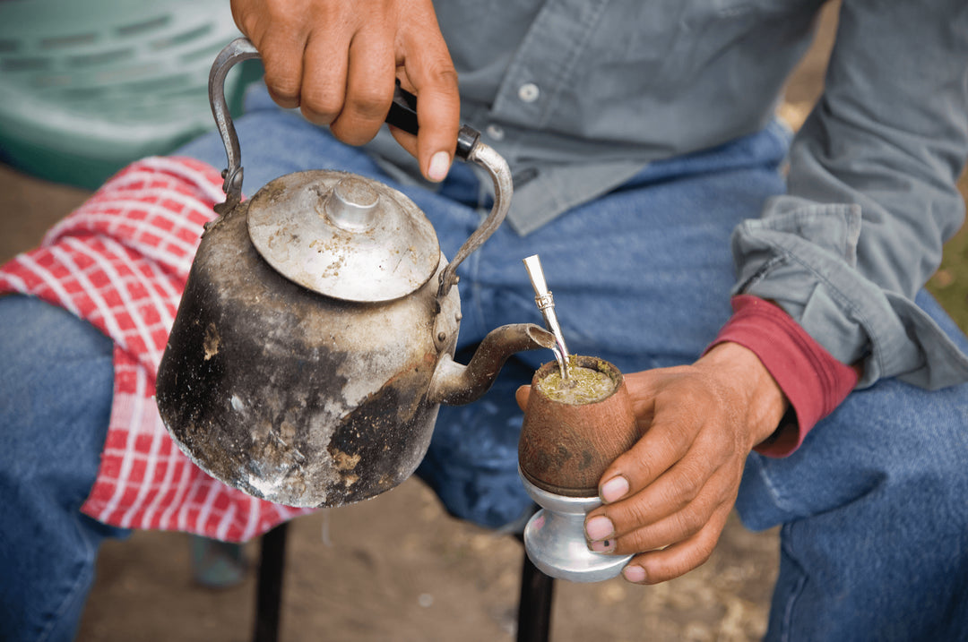 Why Footballers Love Yerba Maté Tea