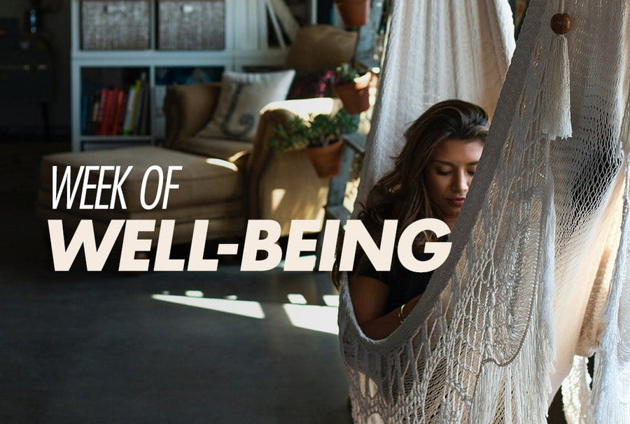 'Week of well-being' challenge