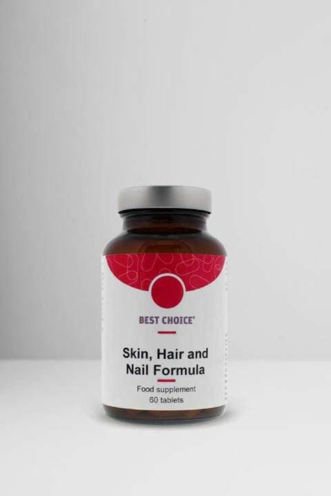 Best Choice Skin, Hair and Nail formula (x60)