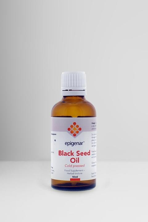 Epigenar Black Seed Oil (50ml)