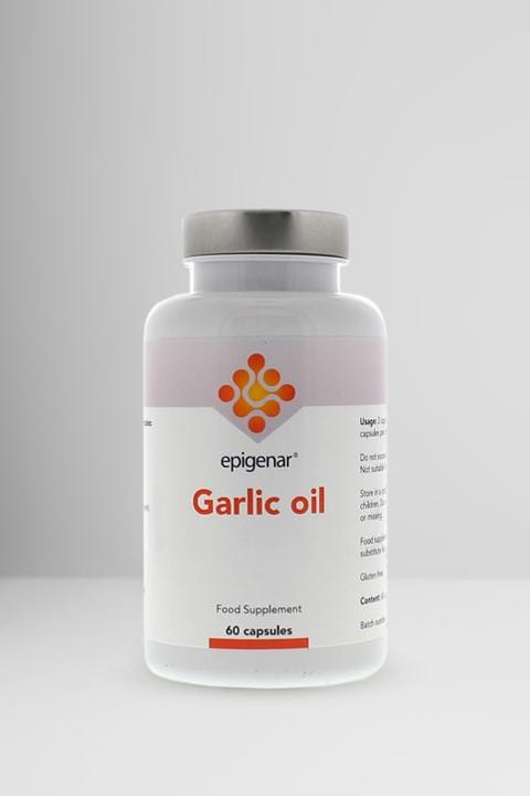 Epigenar Garlic Oil 60 Capsules