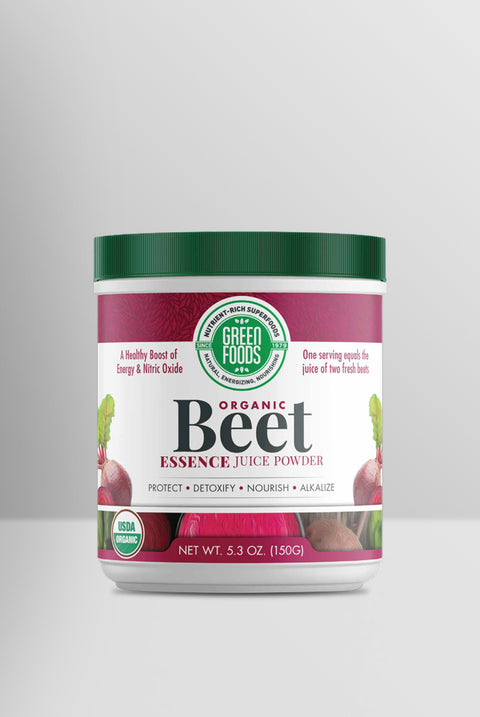 Organic Beet Essence Juice Powder