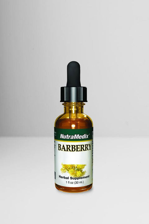 Nutramedix Barberry Herbal Extract 30ml