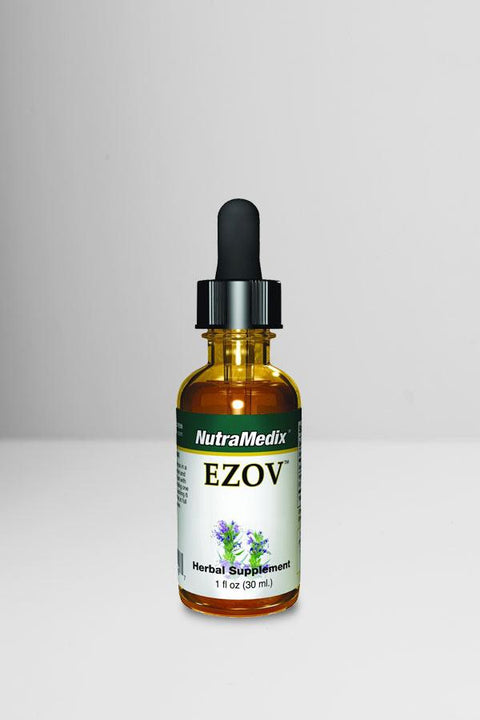 Nutramedix Ezov Extract 30ml | Hyssopus Officinalis