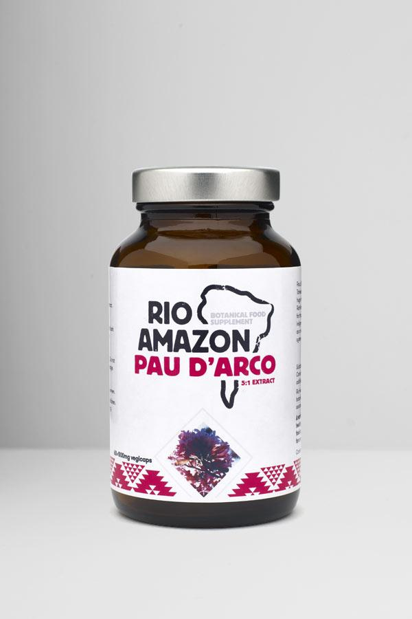 Pau d'Arco Extract 500mg