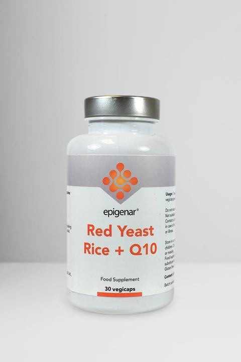 Epigenar Red Yeast Rice + Q10