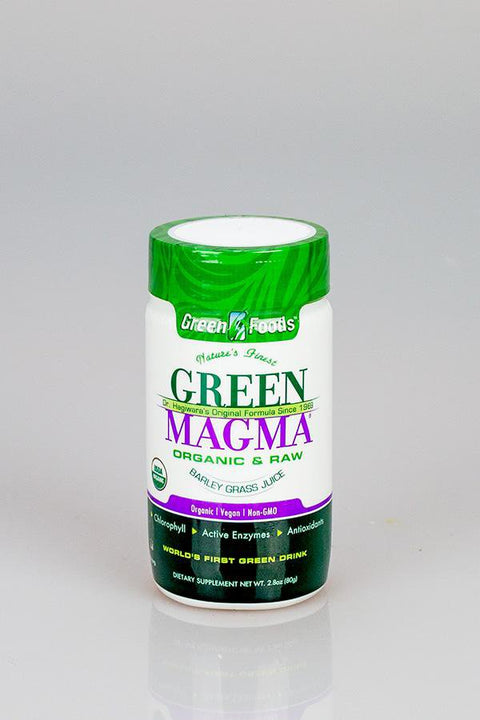 Organic Green Magma Barley Grass Juice Extract