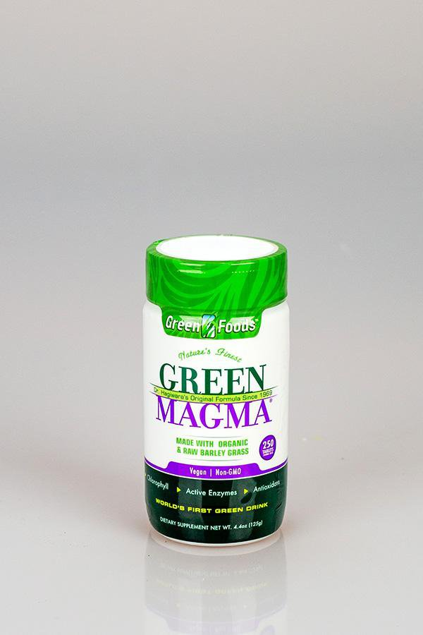 Green Magma - 250 Tablets