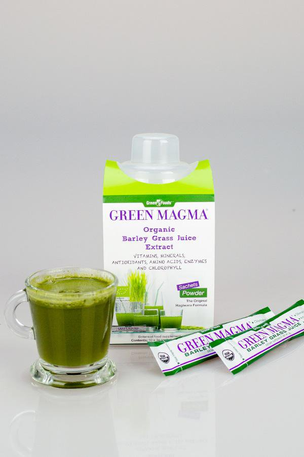 Organic Green Magma (10x3g) 10 Day Trial Pack