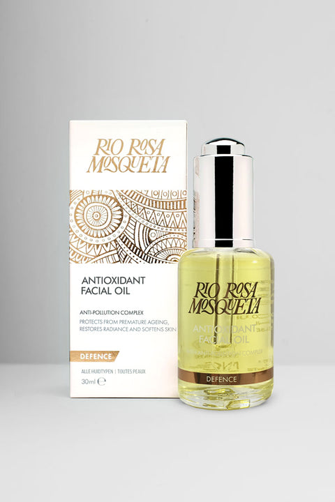 Rio Rosa Antioxidant Facial Oil 30ml