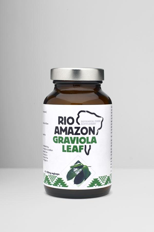 Graviola / Soursop Leaf (500mg)