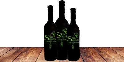 Squizito Tasting Room Premium Extra Virgin Olive Oils