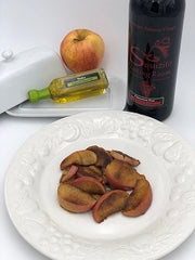 Roasted Cinnamon Pear App;es