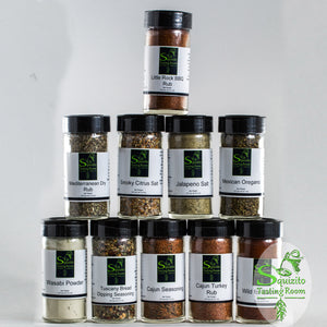 Organic Tuscany Bread Dipping Seasoning