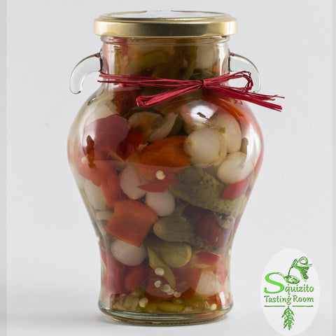 Buy Delizia Pickled Spicy Cocktail Online at Squizito Tasting Room