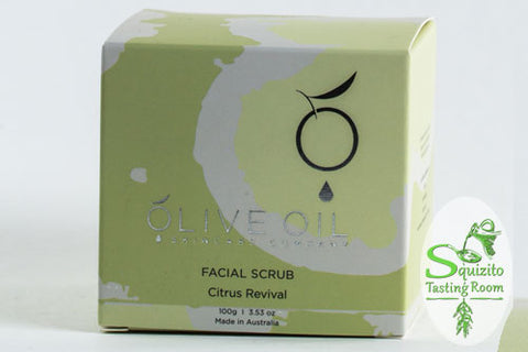 Olive Oil Facial Scrub