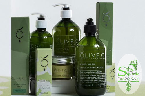 Olive oil facial serums