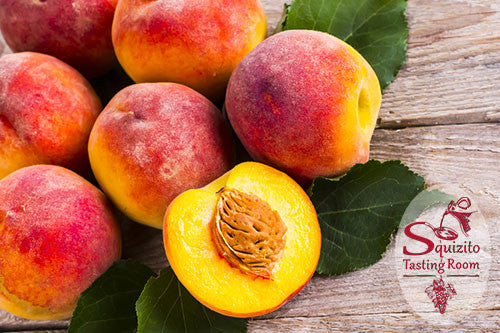 Ripe Peach White Balsamic