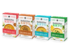 4-Pack: Keto Broccoli - Bisque - Curry - Cauliflower Bundle Bone broth Kettle & Fire