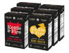 6-Pack: Beef & Chicken Bundle Bone broth Kettle & Fire