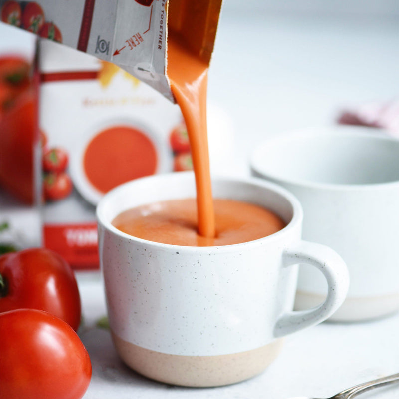 2-Pack - Tomato Soups (Made With Bone Broth)-Soups-Kettle & Fire