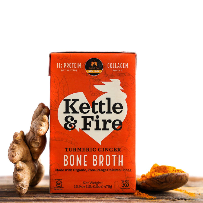 12 Pack: Monthly Routine Bundle Kettle & Fire