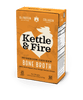 Mushroom Chicken Bone Broth - 16.9 oz Bone broth Kettle & Fire